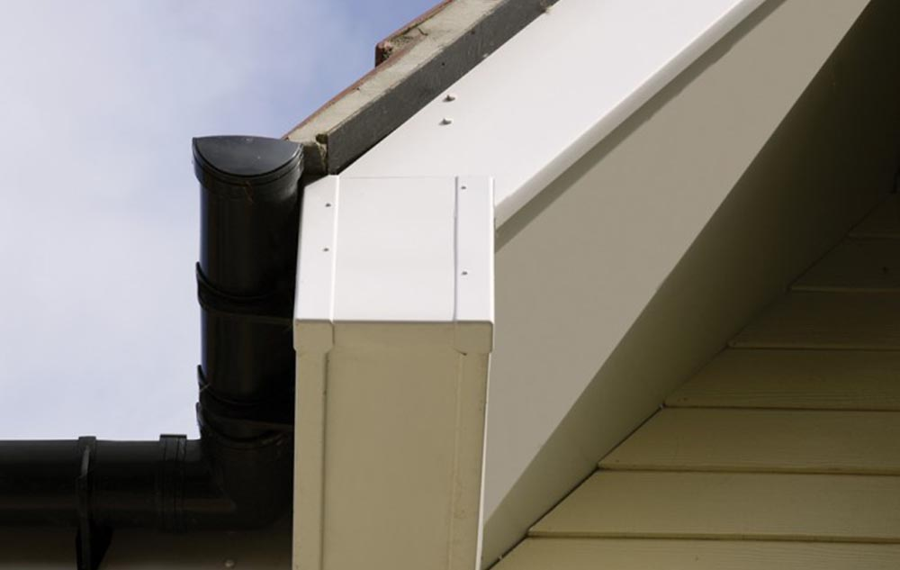 Soffit replacment