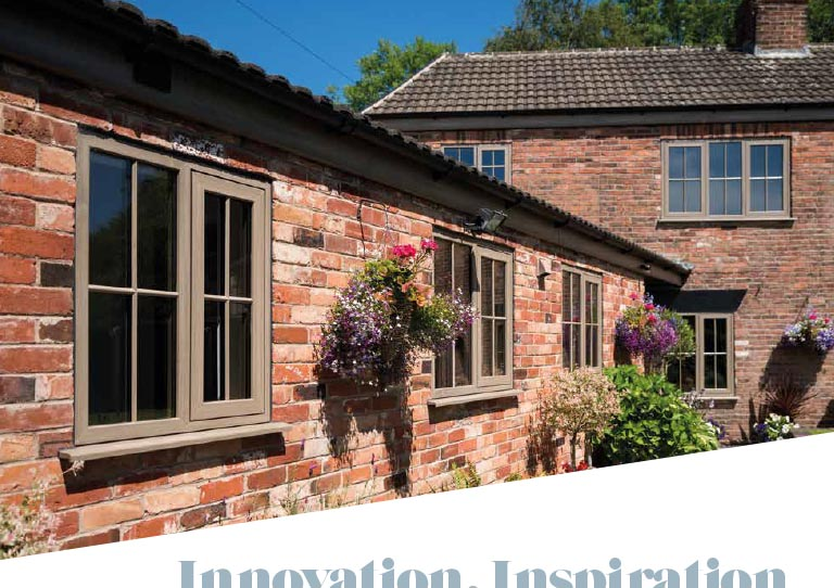 UPVC Flush windows Devon