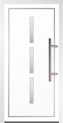 WhiteModern Door
