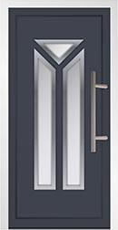Steel Trim Door