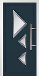 Front Door Steel Handle