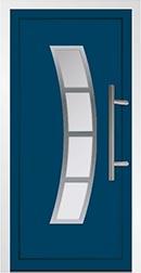 Modern Dark Door