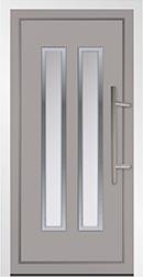 Cream Aluminium Door
