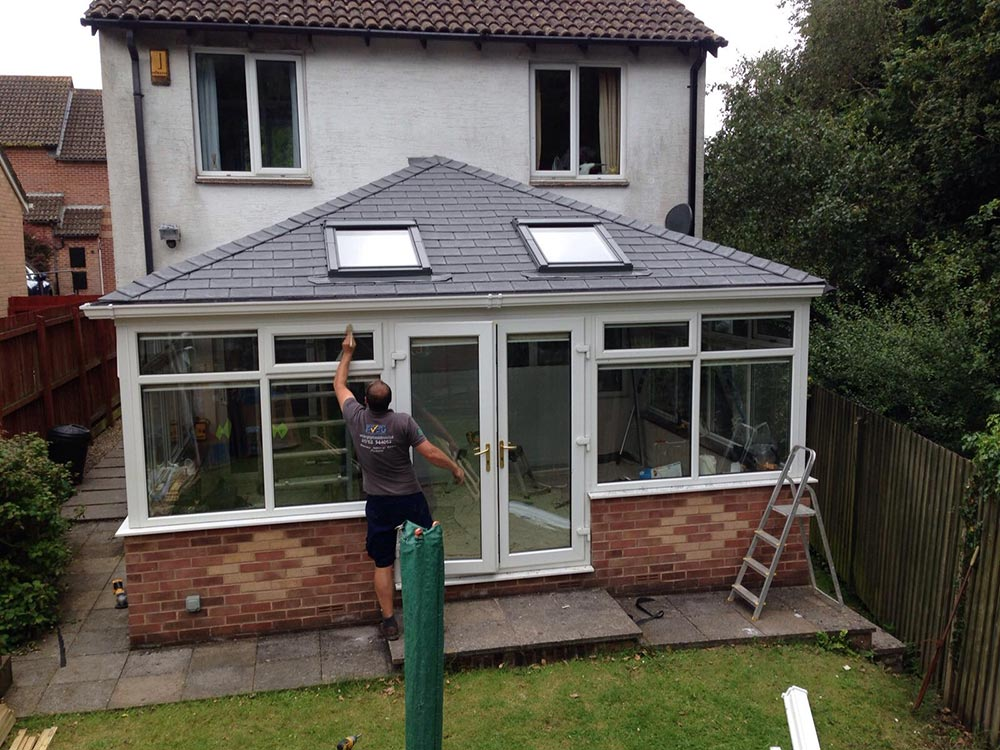 Right Price Windows Guardian Roof