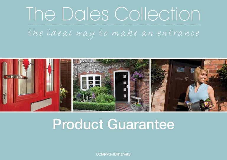 dales collection product guarantee