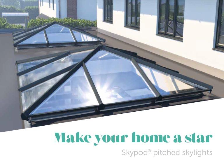 skypod rooflight brochure