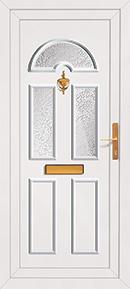 Part Glazed Door Devon